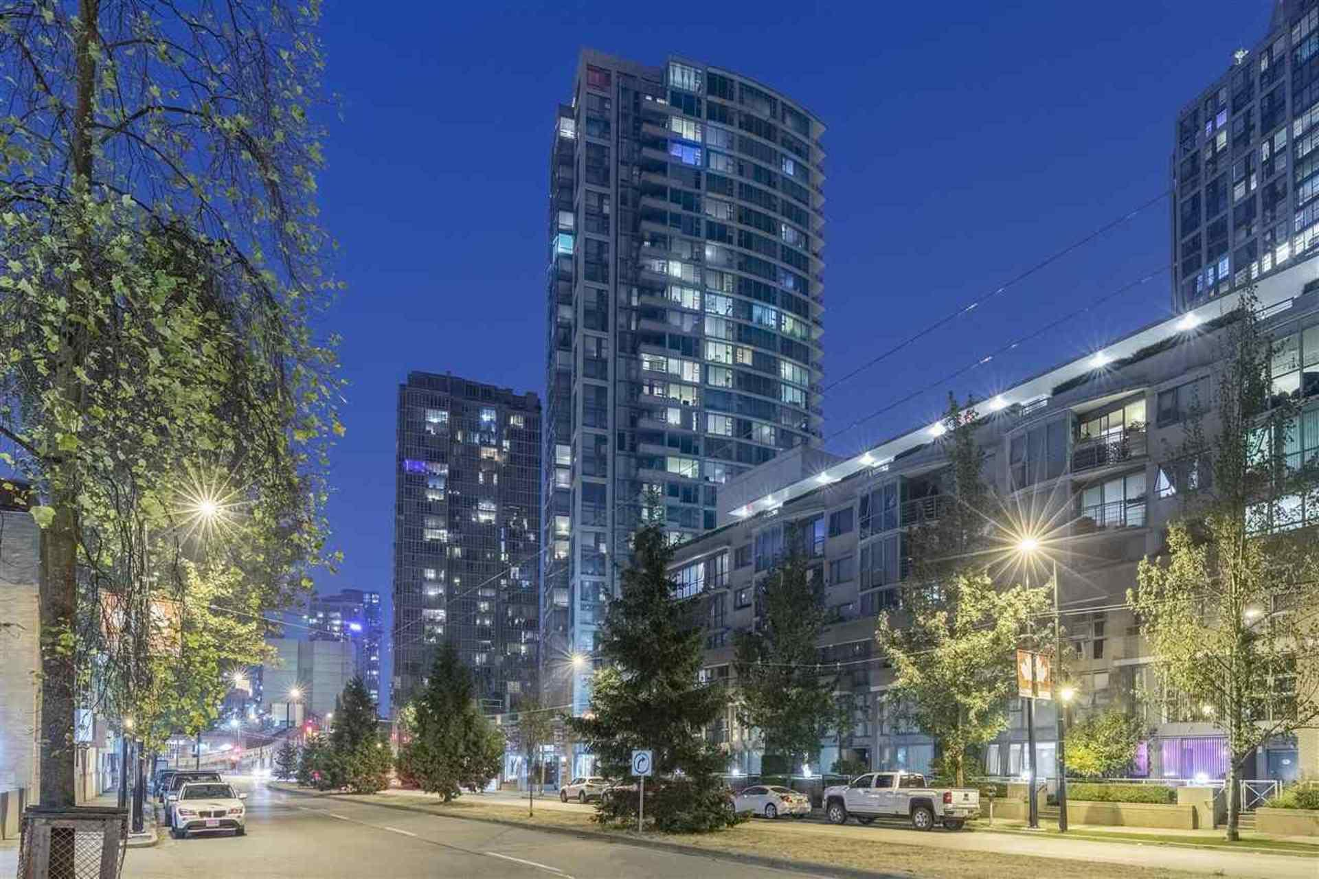 2906 - 1008 Cambie Street, Yaletown, Vancouver West