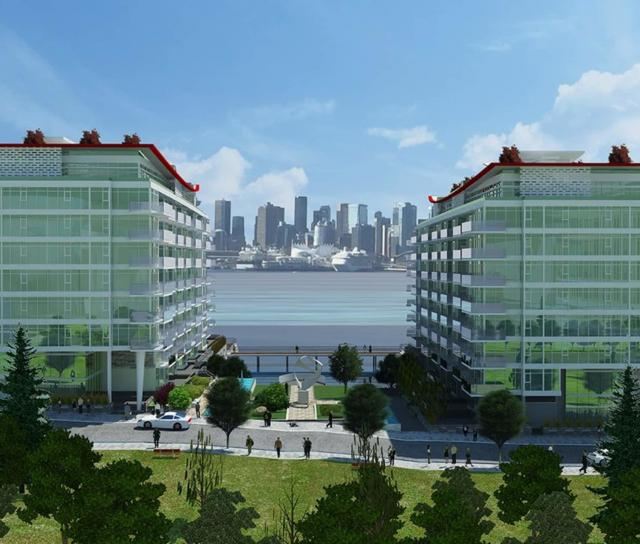 606 - 175 Victory Shipway, Lower Lonsdale, North Vancouver